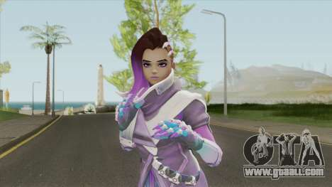 Sombra (Overwatch) for GTA San Andreas