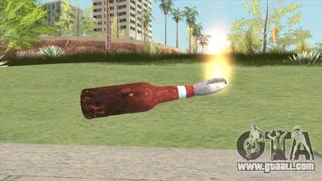 Molotov Cocktail (HD) for GTA San Andreas