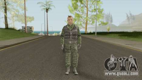 New Army Skin (HD) for GTA San Andreas