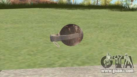 Grenade (HD) for GTA San Andreas