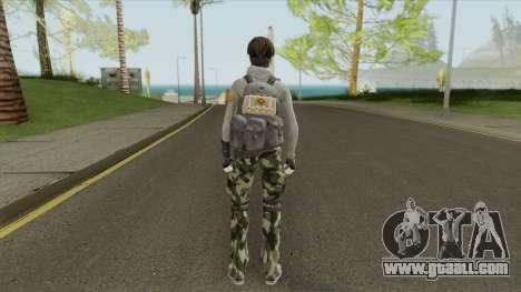 Engineer (Alone In The Dark: Illumination) for GTA San Andreas