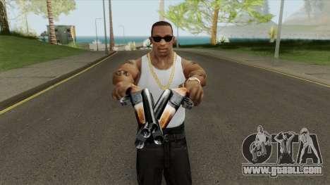 Sawed-Off Shotgun (HD) for GTA San Andreas