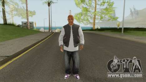 New Ballas Skin V2 (HD) for GTA San Andreas