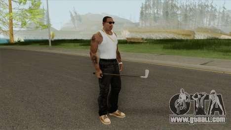 Golf Club (HD) for GTA San Andreas