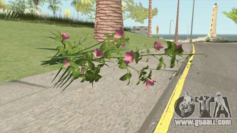 Flowers (HD) for GTA San Andreas