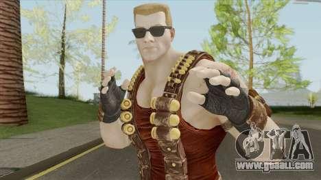 Duke Nukem (HQ) for GTA San Andreas
