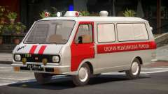 RAF 22031 Ambulance