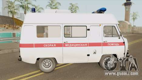 UAZ 3962 (Ambulance) for GTA San Andreas