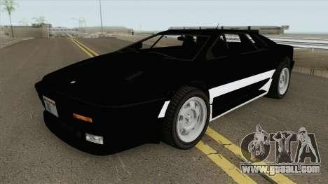 Ocelot Ardent GTA V for GTA San Andreas