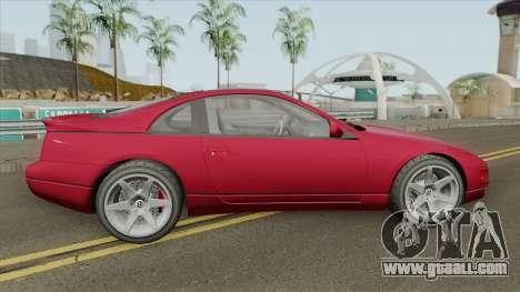 Annis Euros GTA V (IVF) for GTA San Andreas