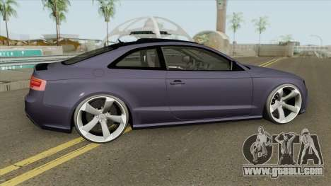 Audi RS5 HQ for GTA San Andreas