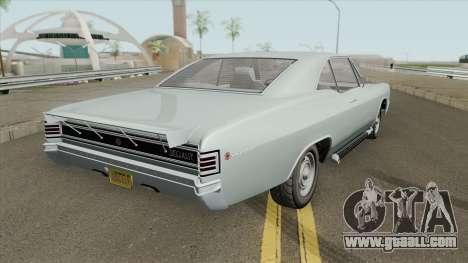 Declasse Impaler GTA 5 for GTA San Andreas