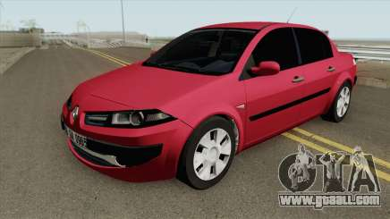 Renault Megane (Sedan) for GTA San Andreas