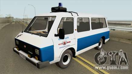 RAF 22038 (Municipal Police) for GTA San Andreas