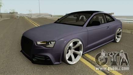 Audi RS5 HQ for GTA San Andreas