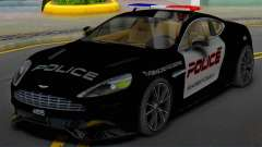 Aston Martin Vanquish Police Version (IVF)