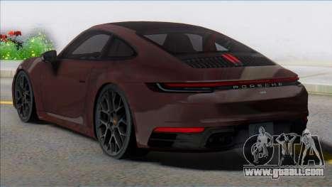 2019 Porsche 911 (992) Carrera for GTA San Andreas