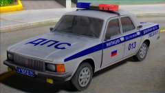 Gaz Volga 3102 DPS for GTA San Andreas