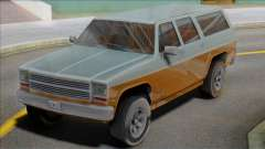 1976 Chevrolet Suburban (Rancher XL style) for GTA San Andreas