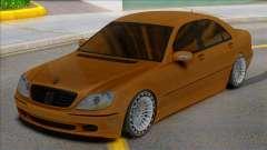 Mercedes-Benz S-class W220 4matic for GTA San Andreas