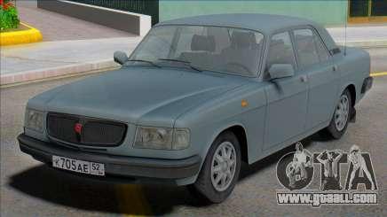 Gaz Volga 3110 1997 for GTA San Andreas