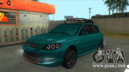 Mazda 3 MPS Stance for GTA San Andreas