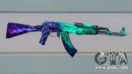 CSGO AK47 ILLusion for GTA San Andreas