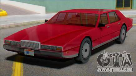 Aston-Martin Lagonda 1987 (IVF) for GTA San Andreas