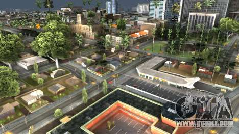 SA.Project2DFX v4.4 for GTA San Andreas