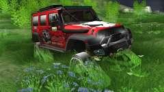 Jeep Wrangler Rubicon Caterpillar