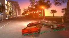Heavy Car Mod for GTA Vice City