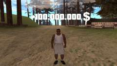 Plus $100,000,000 and clean up the search for GTA San Andreas