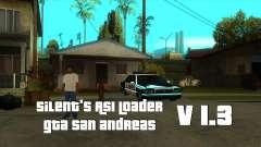 Silent's ASI Loader v1.3 for GTA San Andreas