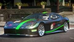 Grotti Itali GTO L2 for GTA 4