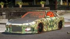 Nissan Silvia S15 RTS PJ1 for GTA 4