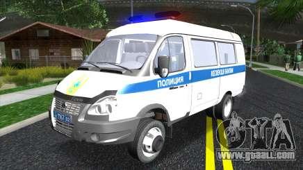 Gazelle Business Police of Kazakhstan for GTA San Andreas
