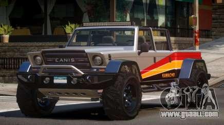 Canis Kamacho L4 for GTA 4