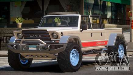 Canis Kamacho L1 for GTA 4