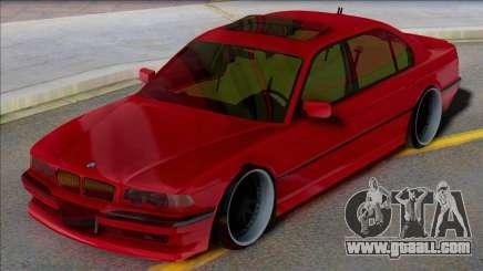 BMW E38 7 series for GTA San Andreas