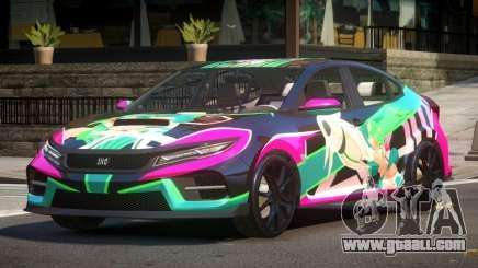 Dinka Sugoi L7 for GTA 4