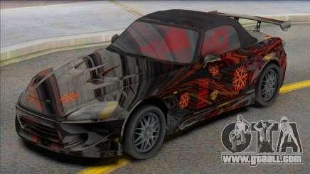 2001 Honda s2000 for GTA San Andreas