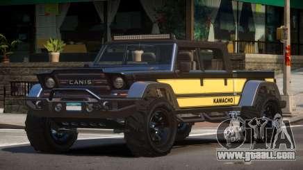 Canis Kamacho L6 for GTA 4