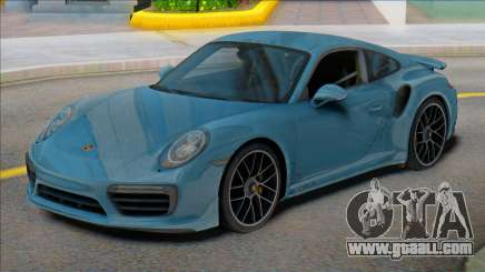 991 II Porsche Turbo for GTA San Andreas