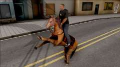 The Legendary Horse Mod for GTA San Andreas