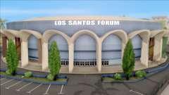 Mesh Smoothed Los Santos Forum for GTA San Andreas