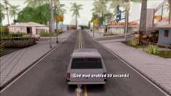Vehicle God Mod for GTA San Andreas