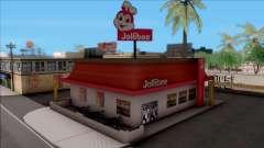 Jollibee Store Los Santos for GTA San Andreas