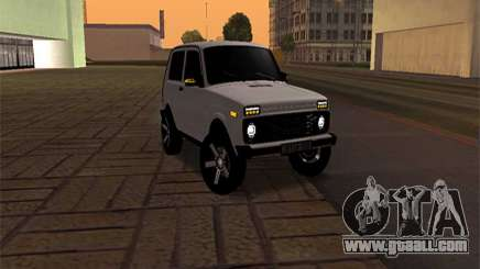 ARMENIAN NIVA DORJAR 2121 for GTA San Andreas