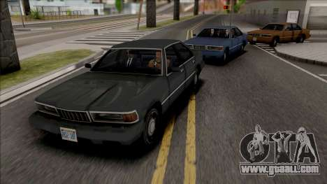 Convoy KNN for GTA San Andreas