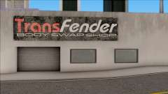 San Fierro Showroom [RH] for GTA San Andreas